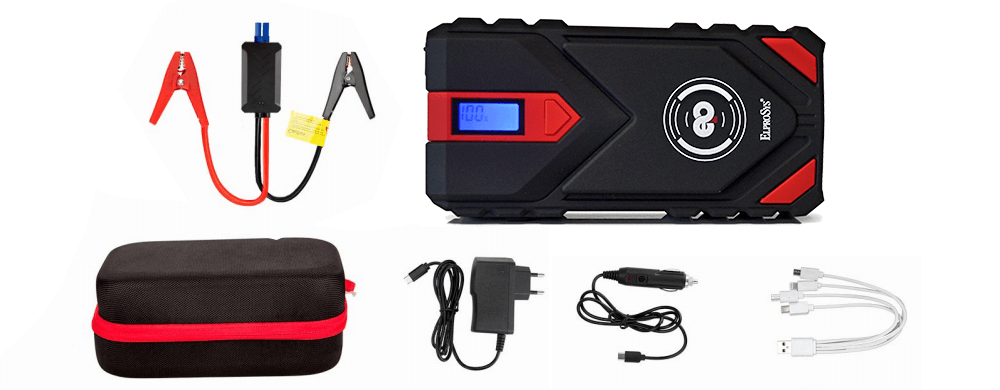 ELP A40 Multi-Function Jump Starter
