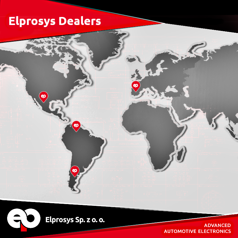 Elprosys dealers