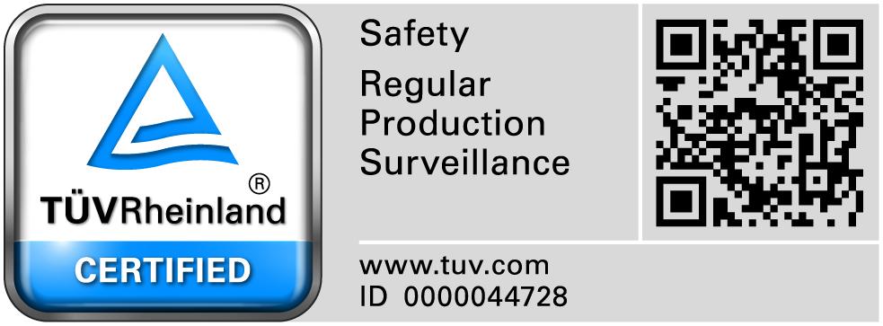 diagnostic tester tuven certificate