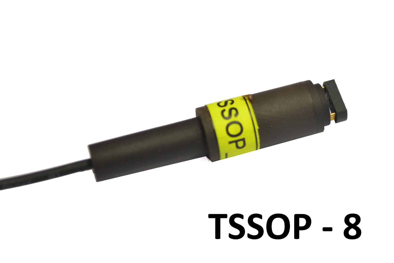 MSOP 8 EEPROM POGO Adapter with Guide Cap for Diagprog 4 DP4 programmer